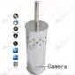 720P HD 16GB Motion Detection Toilet Brush Camera  Toilet Spy Camera DVR  Remote Control
